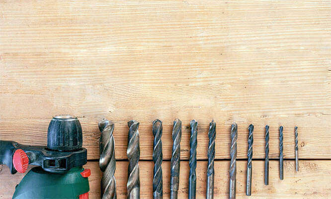 How to Use Metal Drill Bits for Wood