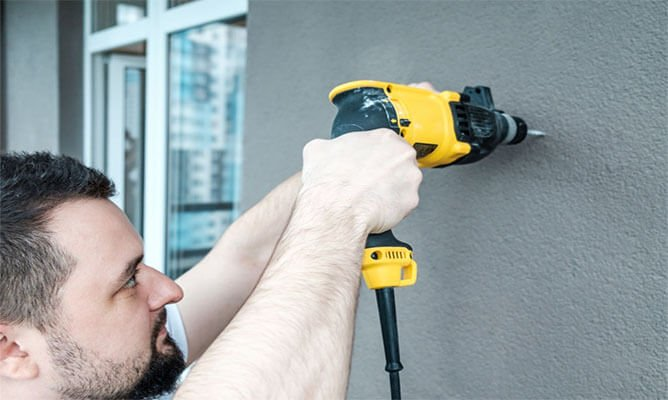 Uses of Hammer Drill